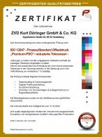 Urkunde Zvd 2020 Premium PSO